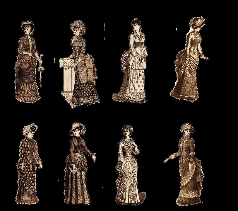Женские образы в романах русских классиков