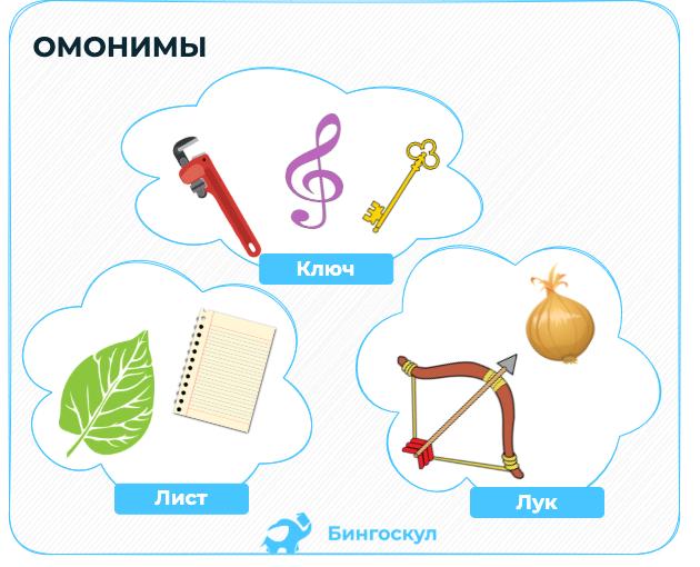 Для чего нужны омонимы? Какую роль они играют в русском языке?