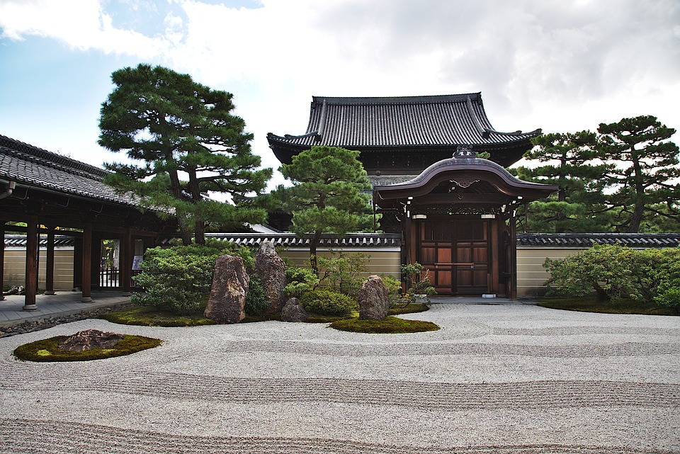 Буддизм - храм