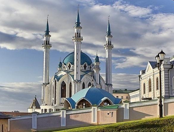 ислам - мечеть