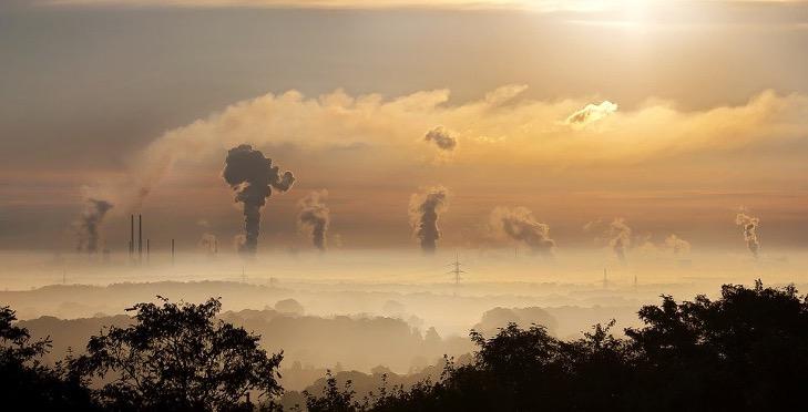 Виды химических загрязнений