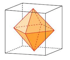 Свойства октаэдра