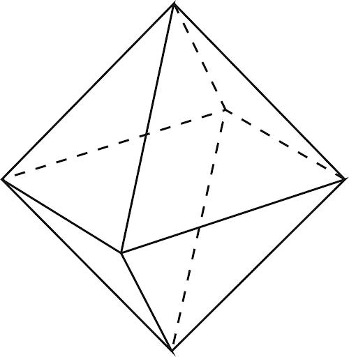 Что такое октаэдр