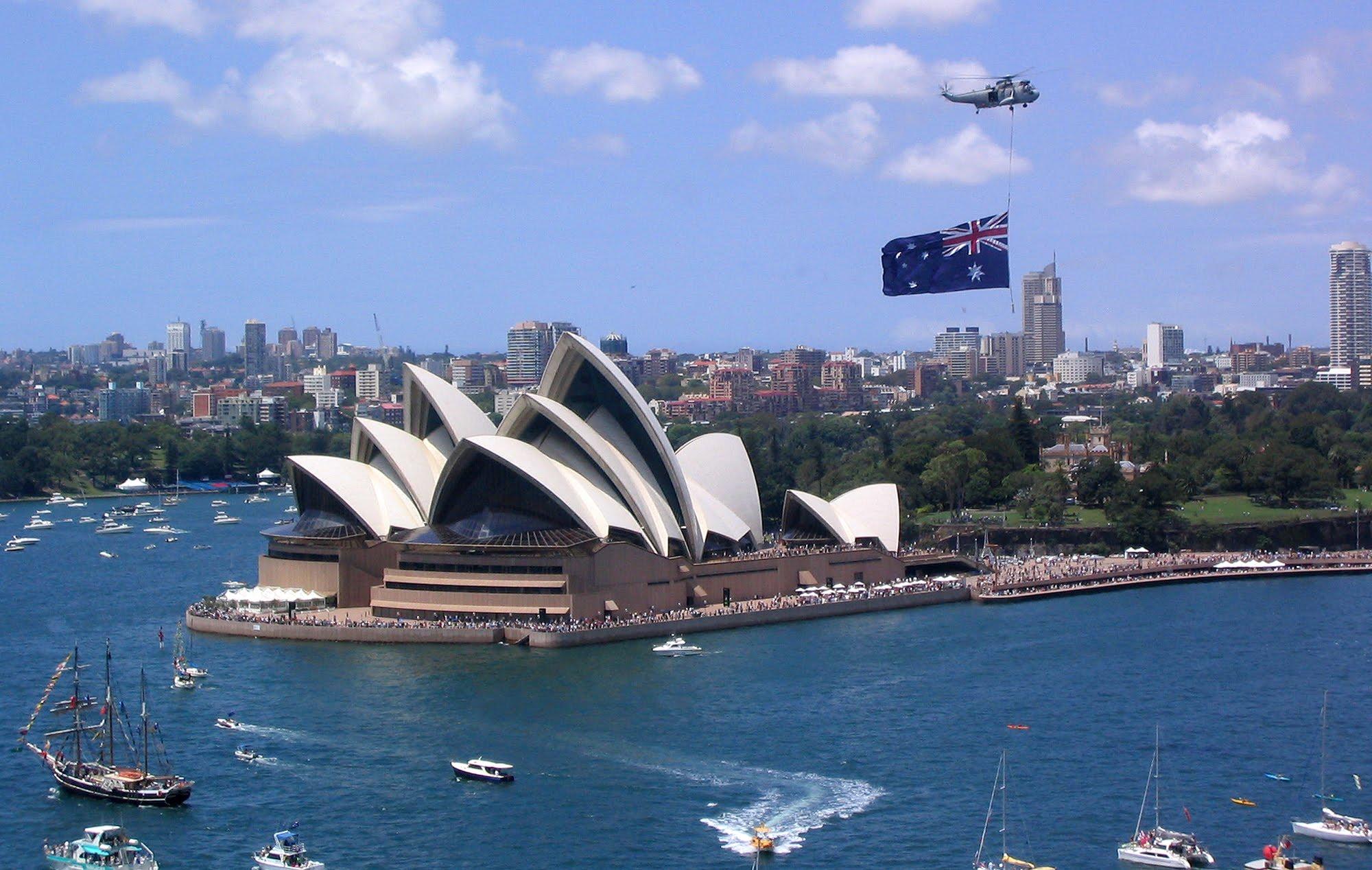 Лучшие места для учебы в Сиднее