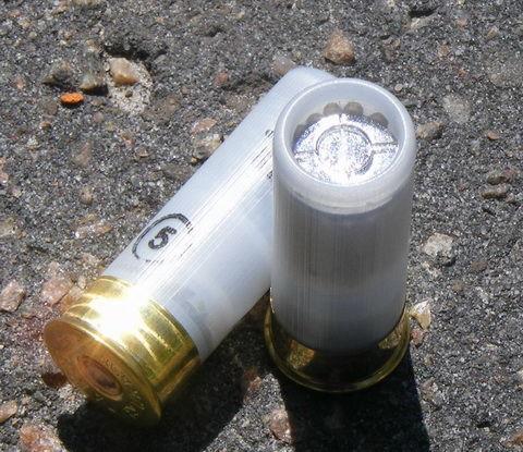 Снаряжение патронов на утку