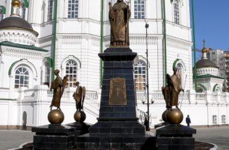Благовещенский собор в Воронеже