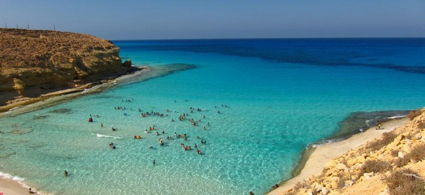 Пляжи Эль-Гуны, Сома-Бей, Египет