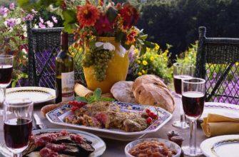 Особенности француской кухни