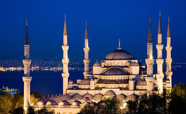 Голубая мечеть ( Султанахмет)