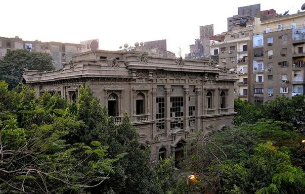Дворец принца Саида-Хасима в Каире