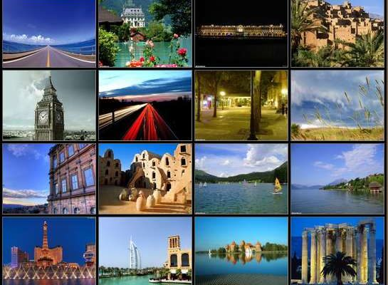 Страны разных континентов - выбор отдыха