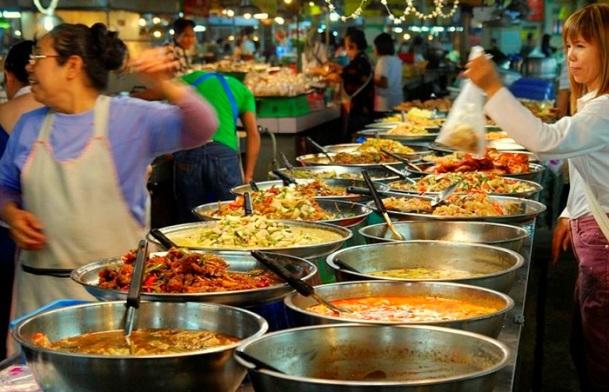 Тайские общепиты