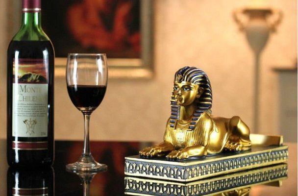 Египетское вино