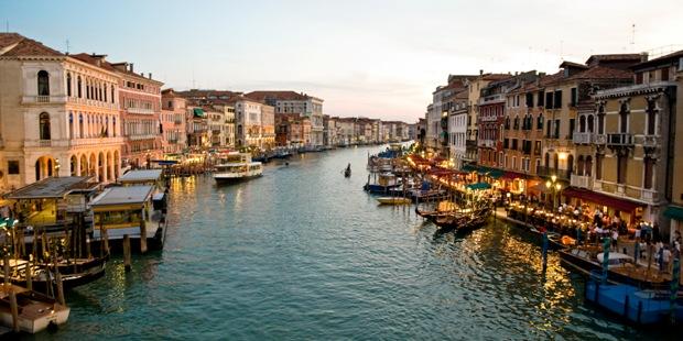 Островная Венеция