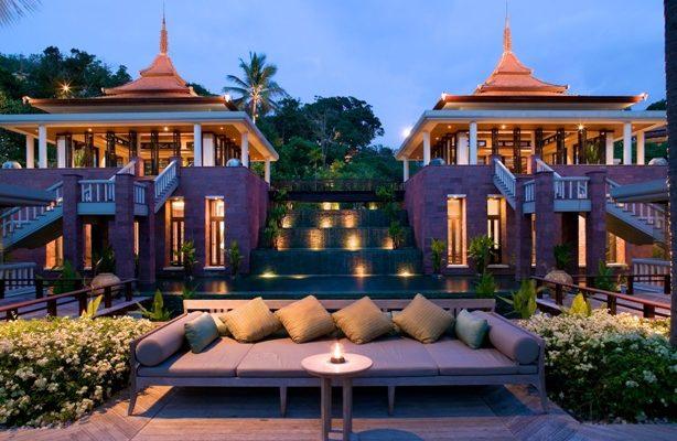 Отель Amanpuri Resort Phuket