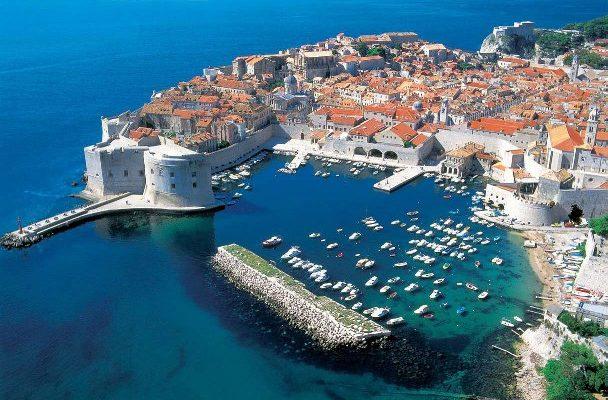 Дубровник - курорт в Хорватии