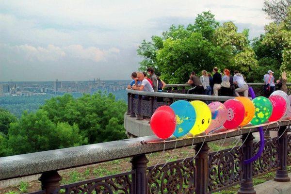 Мариинский парк – Царская смотровая