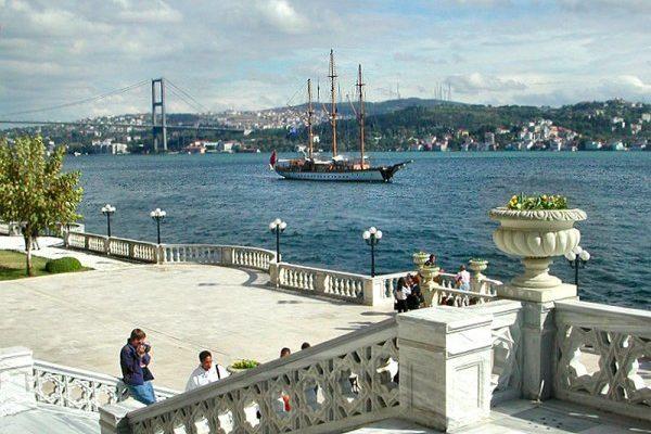 Набережная Босфорского пролива, Стамбул
