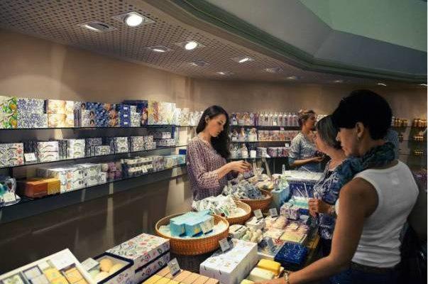 Француский шопинг