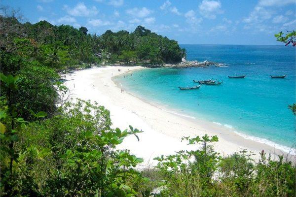 Пляж Freedom Beach