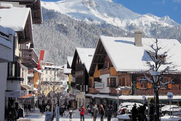 Бавария зимой