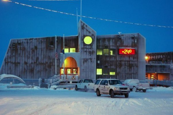 Барроу, Аляска, США