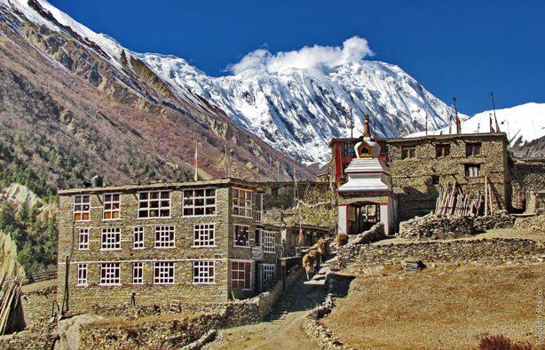 Гестхаус в Непале