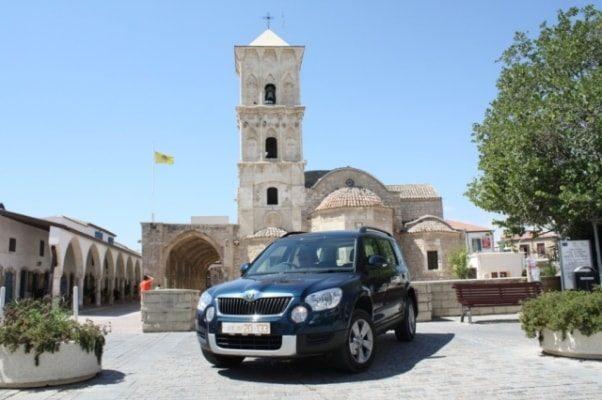 Путешествие по Кипру на авто