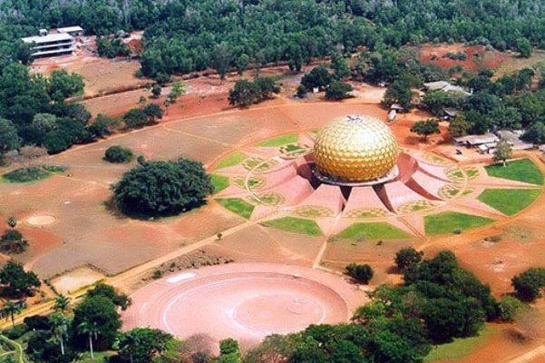 Ауровиль, Индия