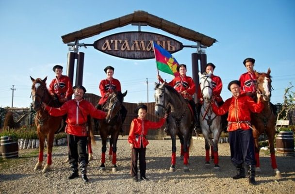 Станица казачья Атамань