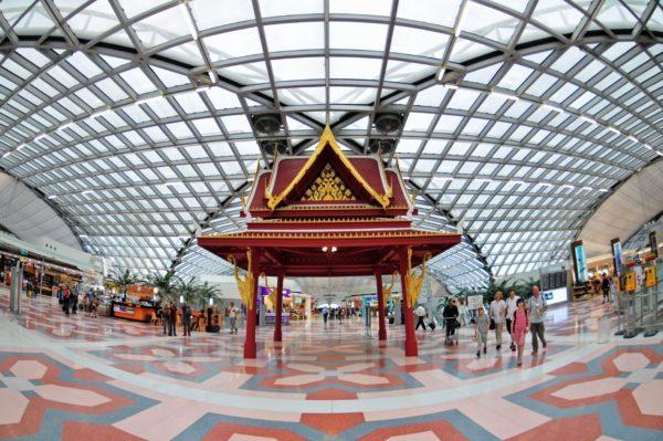 аэропорт Бангкока, Суварнабхуми