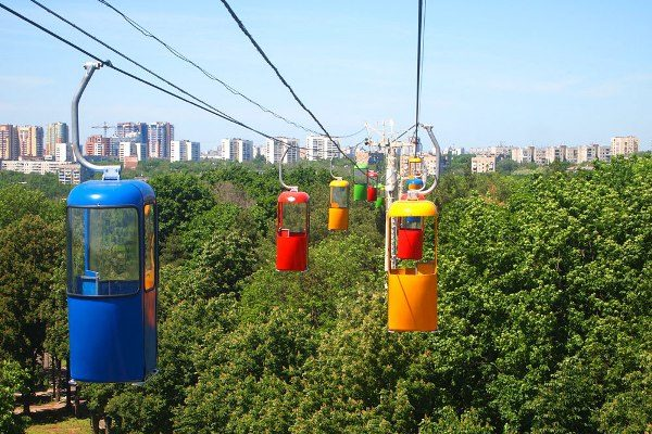 Канатная дорога, Харьков