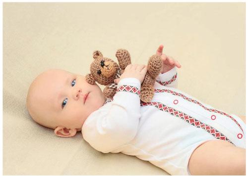 Боди: удобная одежда для малыша