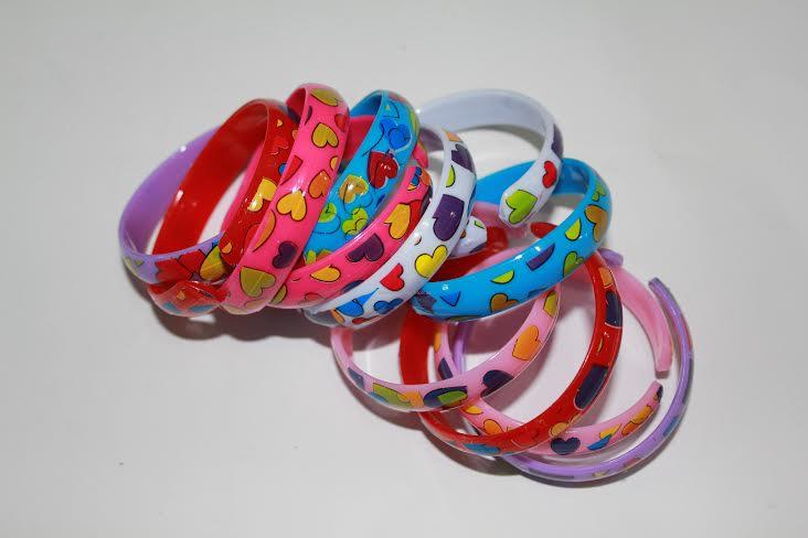 Детские браслеты на руку