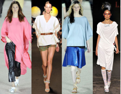 Модные туники