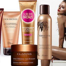Автозагар для тела лучшие средства для красивого оттенка кожи
