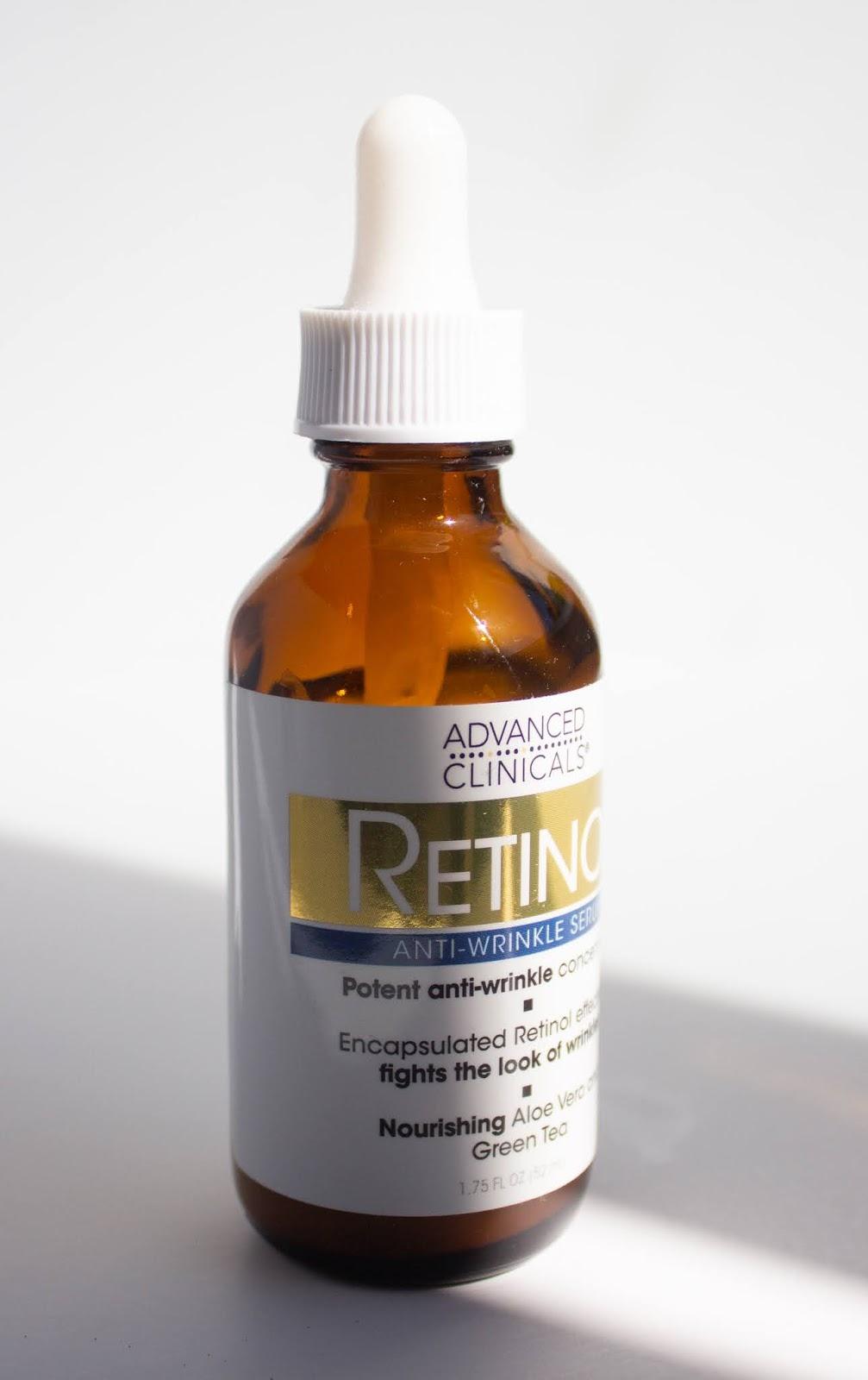 Сыворотка для лица с ретинолом секрет эффективности популярного косметического средства 2