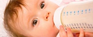 Детские смеси для новорожденного
