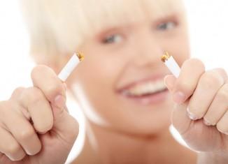 Вред курения при кормлении грудью