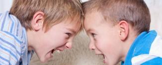 Что делать, если ребенок дерется в детском саду