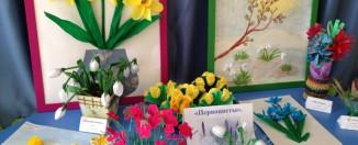 Весенние поделки в детский сад