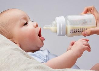 Особенности искусственного кормления детей