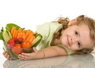 Полезное питание ребёнка дошкольного возраста