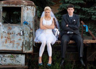 Девушка и замужество