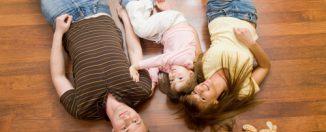 Отношения детей с родителями