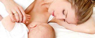 Кормящая мама, грудное вскармливание