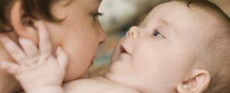 Какая разница возраста должна быть между детьми