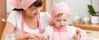 Маленький помощник, ребёнок и родители