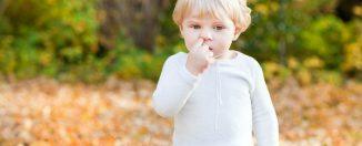 Вредные привычки малыша, как избавляться