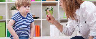 Роль запретов в жизни ребёнка